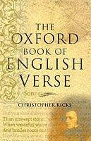bokomslag The Oxford Book of English Verse