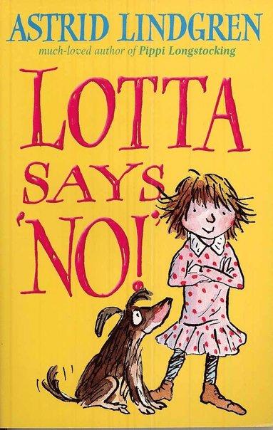 bokomslag Lotta says NO!