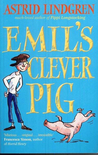 bokomslag Emil's Clever Pig