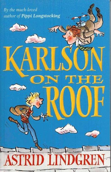 bokomslag Karlsson on the Roof