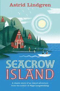 bokomslag Seacrow Island