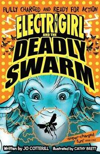 bokomslag Electrigirl and the Deadly Swarm