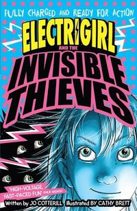bokomslag Electrigirl and the Invisible Thieves