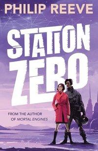 bokomslag Station Zero