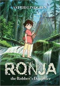 bokomslag Ronja the Robber's Daughter