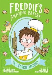 bokomslag Freddie's Amazing Bakery: The Cookie Mystery