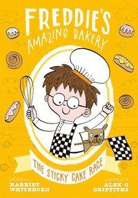 bokomslag Freddie's Amazing Bakery: The Sticky Cake Race
