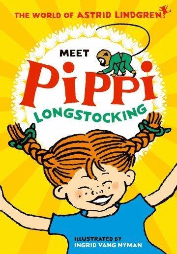 bokomslag Meet Pippi Longstocking