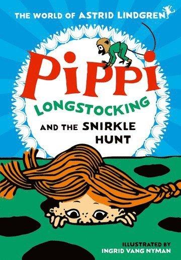 bokomslag Pippi Longstocking and the Snirkle Hunt