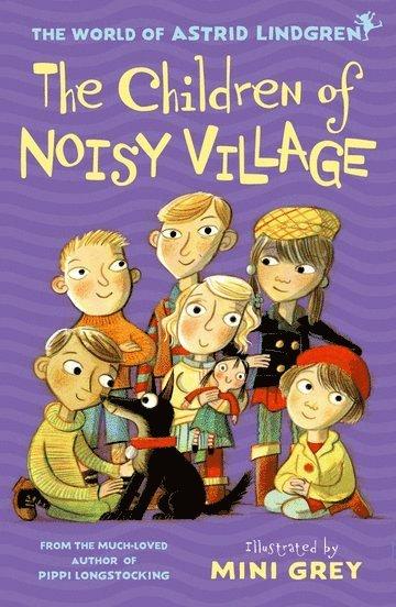bokomslag The Children of the Noisy Village
