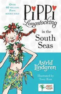 bokomslag Pippi Longstocking in the South Seas