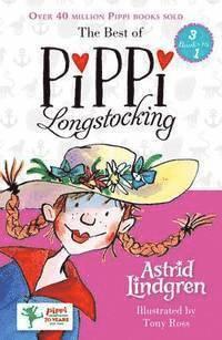 bokomslag Best of Pippi Longstocking