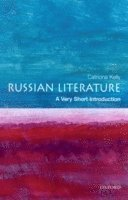 bokomslag Russian Literature: A Very Short Introduction