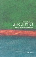bokomslag Linguistics: a very short introduction