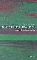 bokomslag Poststructuralism: A Very Short Introduction