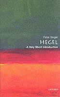 bokomslag Hegel: a very short introduction