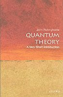 bokomslag Quantum theory: a very short introduction