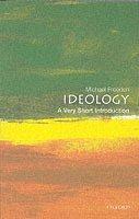 bokomslag Ideology: a very short introduction