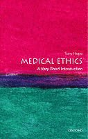 bokomslag Medical Ethics: A Very Short Introduction