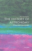 bokomslag The History of Astronomy: A Very Short Introduction