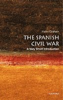 bokomslag The Spanish Civil War: A Very Short Introduction