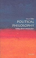 bokomslag Political Philosophy: A Very Short Introduction