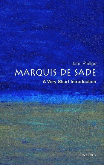 bokomslag The Marquis de Sade: A Very Short Introduction