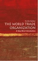 bokomslag World trade organization: a very short introduction