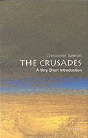 bokomslag Crusades: a very short introduction