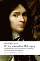 bokomslag Meditations on First Philosophy: with Selections from the Objections and Replies
