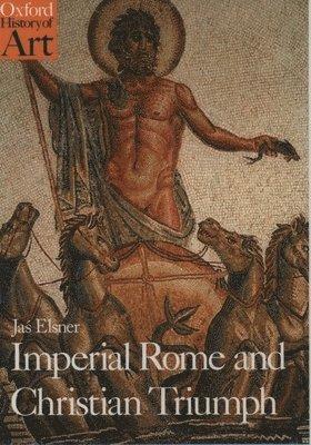 bokomslag Imperial rome and christian triumph