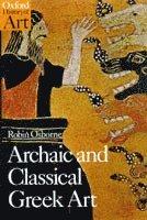 bokomslag Archaic and classical greek art