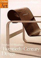 bokomslag Twentieth century design