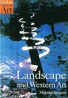 bokomslag Landscape and Western Art