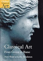 bokomslag Classical art - from greece to rome
