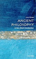 bokomslag Ancient philosophy: a very short introduction