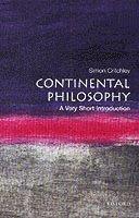bokomslag Continental Philosophy: A Very Short Introduction