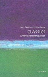 bokomslag Classics: A Very Short Introduction