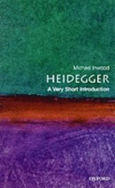 bokomslag Heidegger: a very short introduction