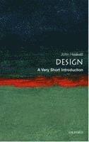 bokomslag Design: a very short introduction