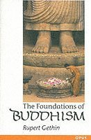bokomslag The Foundations of Buddhism