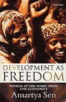bokomslag Development as Freedom