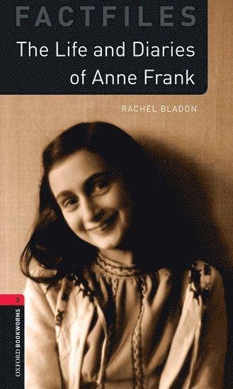 bokomslag Oxford Bookworms Library: Level 3:: Anne Frank