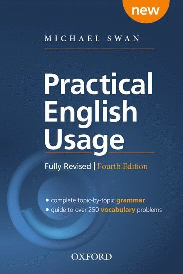 bokomslag Practical english usage, 4th edition: paperback - michael swans guide to pr