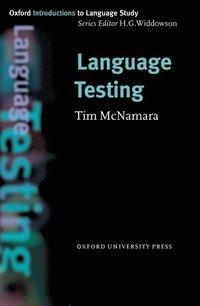 bokomslag Language Testing