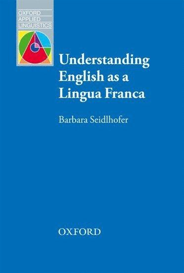 bokomslag Understanding English as a Lingua Franca