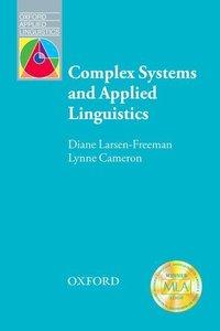 bokomslag Complex Systems and Applied Linguistics