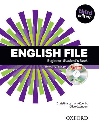 bokomslag English File: Beginner: Student's Book & iTutor