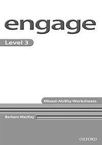 bokomslag Engage Level 3: Mixed-Ability Worksheets