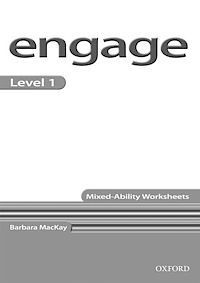 bokomslag Engage Level 1: Mixed-ability Worksheets